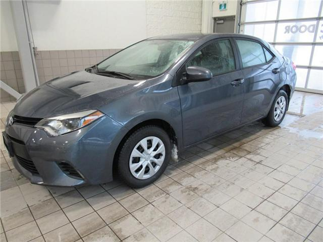 2014 Toyota Corolla  (Stk: 15893A) in Toronto - Image 1 of 12