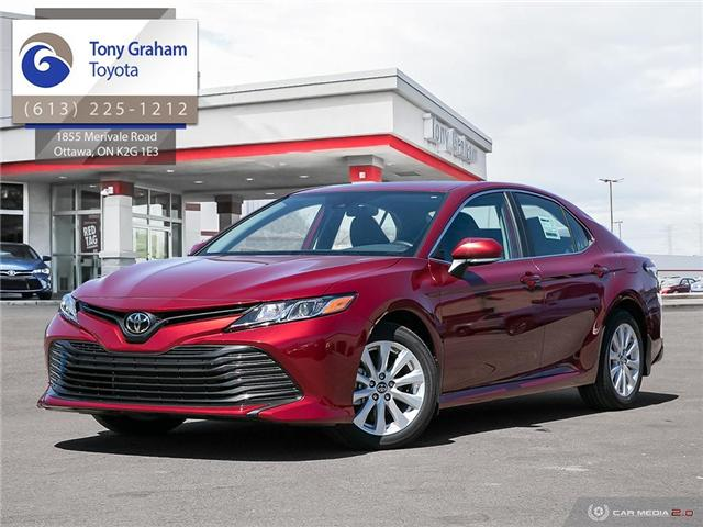 2019 Toyota Camry LE (Stk: 58028) in Ottawa - Image 1 of 29