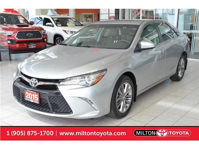 2015 Toyota Camry  (Stk: 490618) in Milton - Image 1 of 38