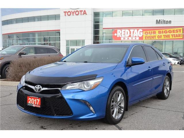 2017 Toyota Camry  (Stk: 643037) in Milton - Image 1 of 20