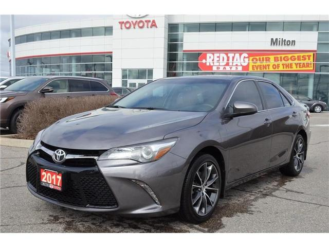 2017 Toyota Camry  (Stk: 630435) in Milton - Image 1 of 23