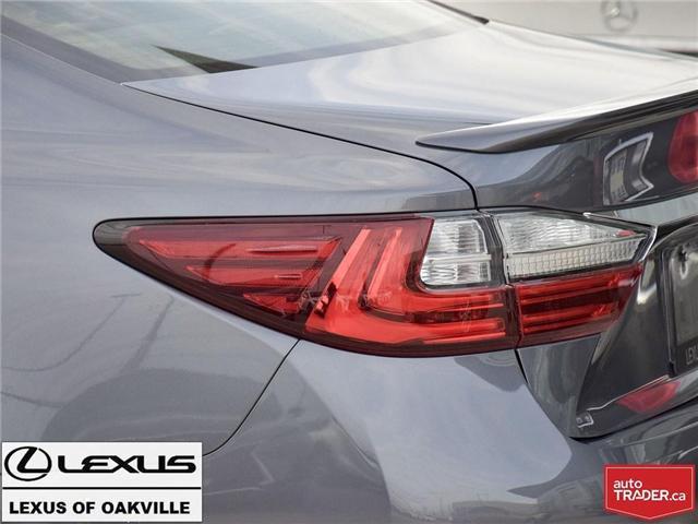 2017 Lexus ES 300h Base (Stk: UC7592) in Oakville - Image 6 of 22