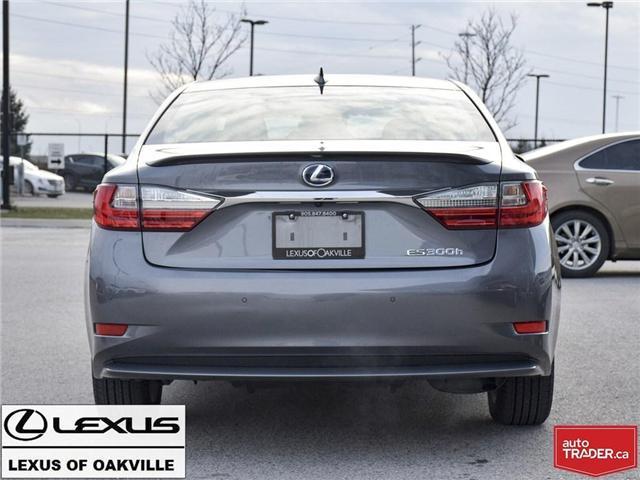 2017 Lexus ES 300h Base (Stk: UC7592) in Oakville - Image 7 of 22