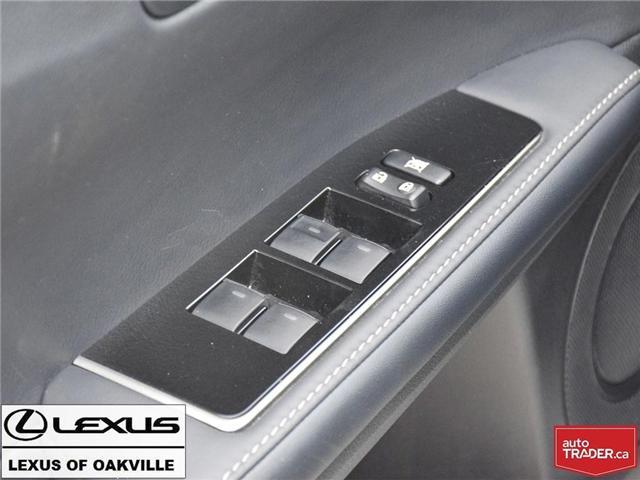 2017 Lexus ES 300h Base (Stk: UC7592) in Oakville - Image 11 of 22