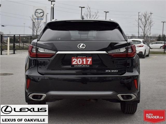 2017 Lexus RX 350 Base (Stk: UC7582) in Oakville - Image 8 of 23