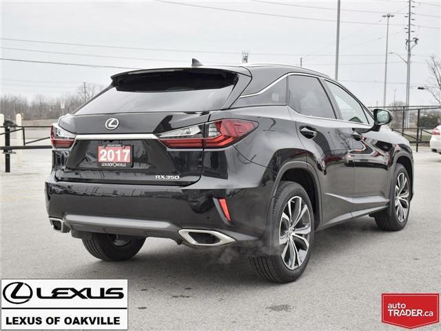 2017 Lexus RX 350 Base (Stk: UC7582) in Oakville - Image 9 of 23