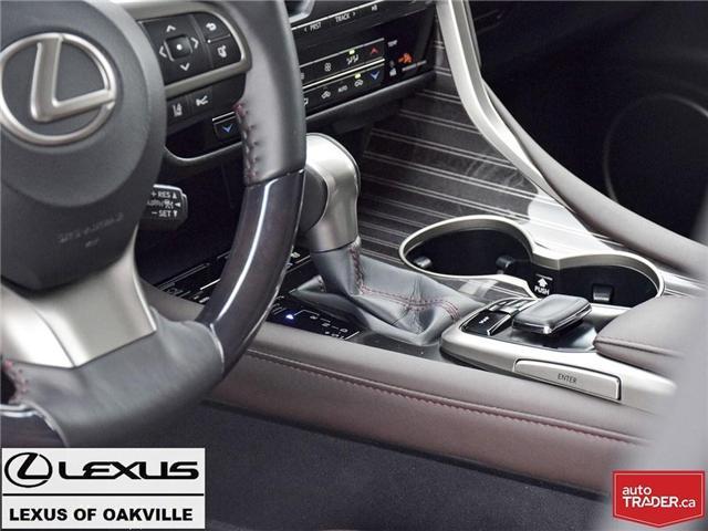 2017 Lexus RX 350 Base (Stk: UC7582) in Oakville - Image 13 of 23