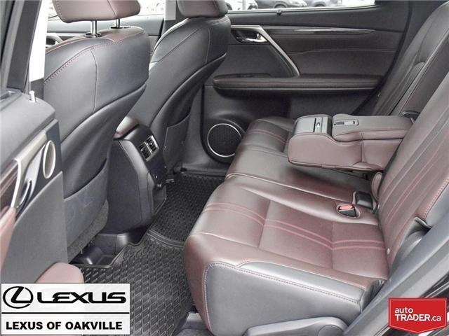 2017 Lexus RX 350 Base (Stk: UC7582) in Oakville - Image 16 of 23