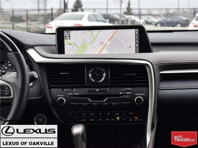 2017 Lexus RX 350 Base (Stk: UC7582) in Oakville - Image 21 of 23