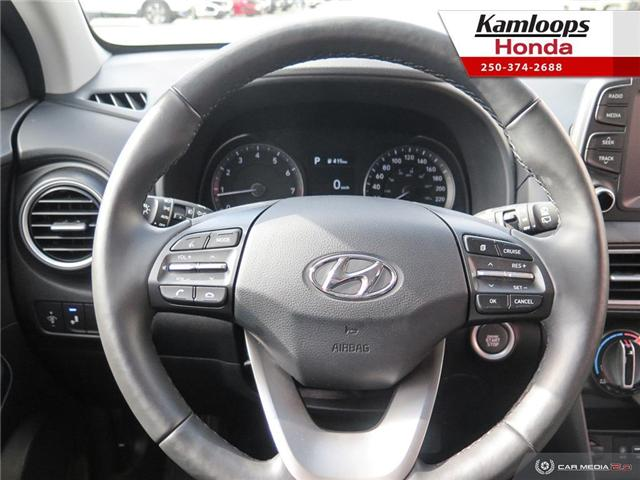 2019 Hyundai Kona 2.0L Preferred (Stk: 14465U) in Kamloops - Image 14 of 25