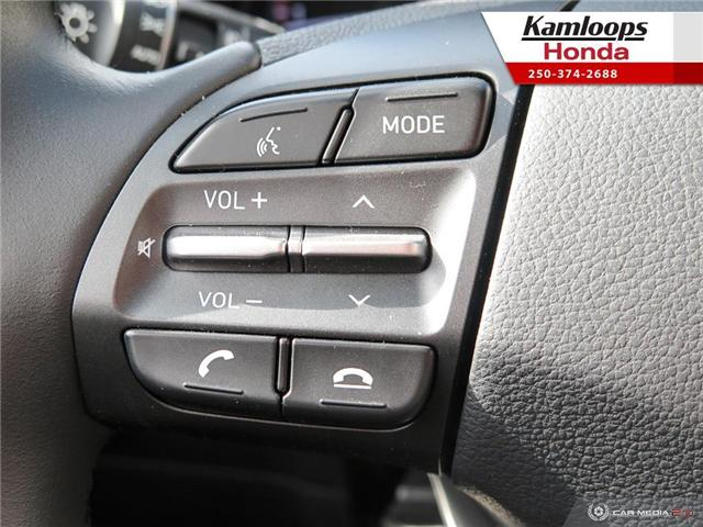 2019 Hyundai Kona 2.0L Preferred (Stk: 14465U) in Kamloops - Image 17 of 25