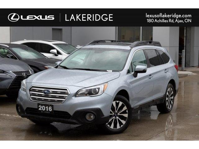 2016 Subaru Outback 3.6R Limited Package (Stk: L19061A) in Toronto - Image 1 of 30