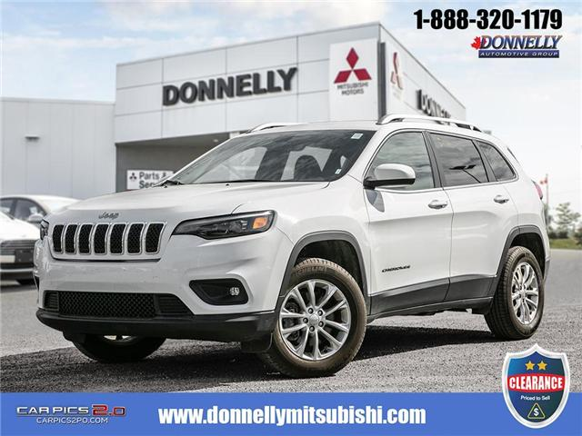 2019 Jeep Cherokee North (Stk: CLMUR960) in Kanata - Image 1 of 29