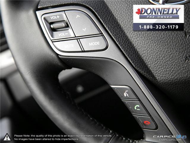 2019 Hyundai Santa Fe XL Preferred (Stk: CLKUR2269) in Kanata - Image 18 of 30