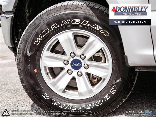 2018 Ford F-150 XL (Stk: CLKS304A) in Kanata - Image 6 of 30