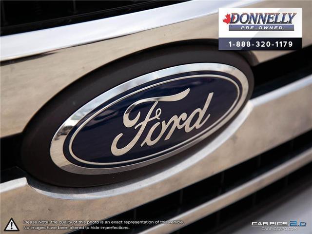 2018 Ford F-150 XL (Stk: CLKS304A) in Kanata - Image 9 of 30