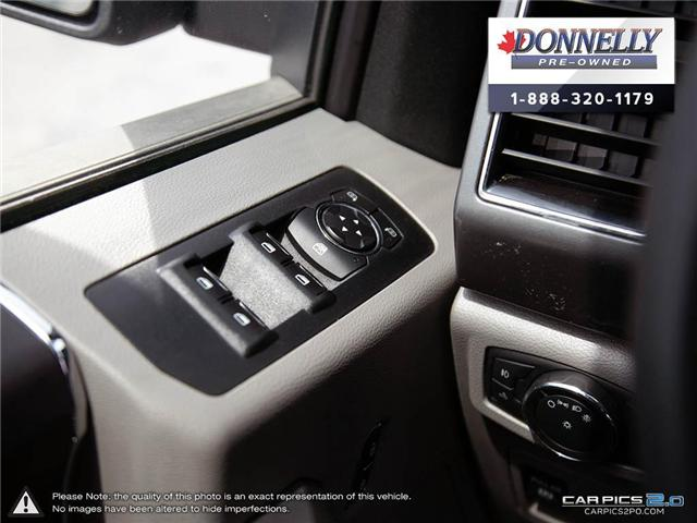 2018 Ford F-150 XL (Stk: CLKS304A) in Kanata - Image 17 of 30