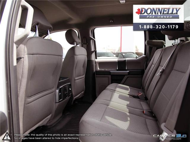 2018 Ford F-150 XL (Stk: CLKS304A) in Kanata - Image 24 of 30