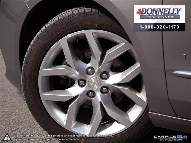 2018 Chevrolet Impala 2LZ (Stk: CLKUR2260) in Kanata - Image 6 of 29