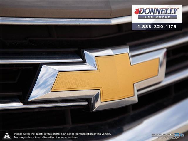 2018 Chevrolet Impala 2LZ (Stk: CLKUR2260) in Kanata - Image 8 of 29