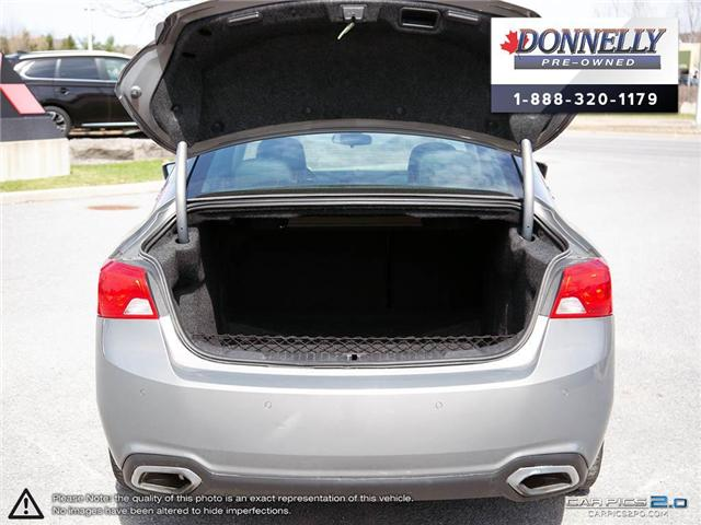 2018 Chevrolet Impala 2LZ (Stk: CLKUR2260) in Kanata - Image 10 of 29