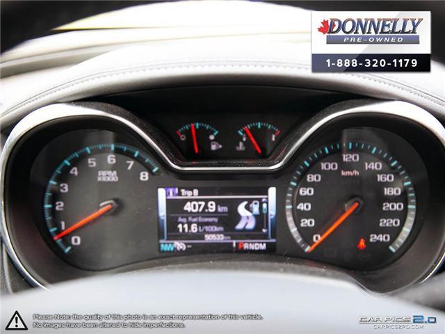 2018 Chevrolet Impala 2LZ (Stk: CLKUR2260) in Kanata - Image 14 of 29