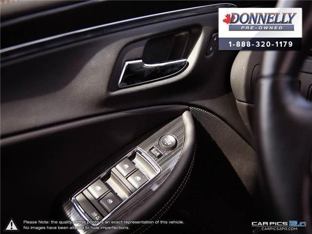 2018 Chevrolet Impala 2LZ (Stk: CLKUR2260) in Kanata - Image 16 of 29