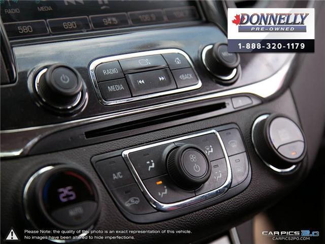2018 Chevrolet Impala 2LZ (Stk: CLKUR2260) in Kanata - Image 19 of 29
