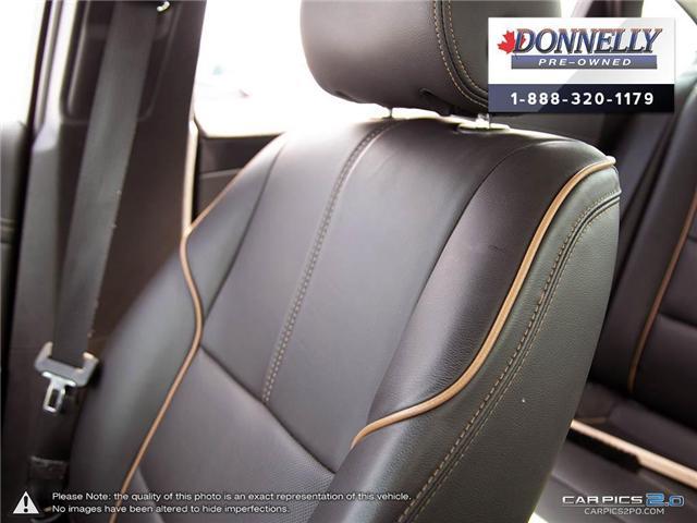 2018 Chevrolet Impala 2LZ (Stk: CLKUR2260) in Kanata - Image 22 of 29