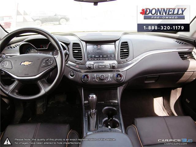 2018 Chevrolet Impala 2LZ (Stk: CLKUR2260) in Kanata - Image 24 of 29