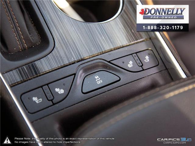 2018 Chevrolet Impala 2LZ (Stk: CLKUR2260) in Kanata - Image 27 of 29