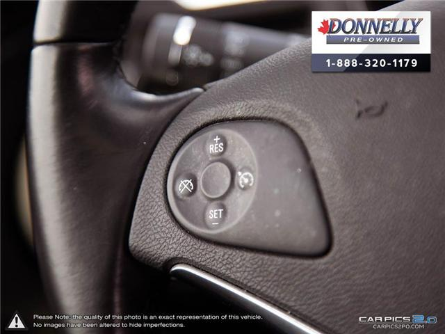 2018 Chevrolet Impala 2LZ (Stk: CLKUR2260) in Kanata - Image 29 of 29