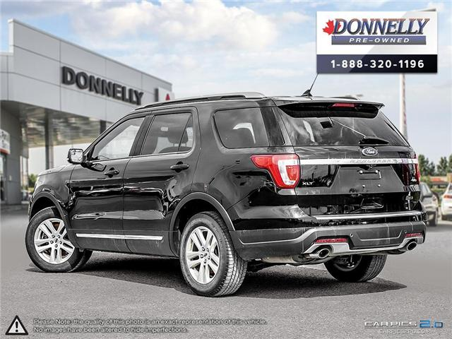 2018 Ford Explorer XLT (Stk: CLMUR958) in Kanata - Image 4 of 28