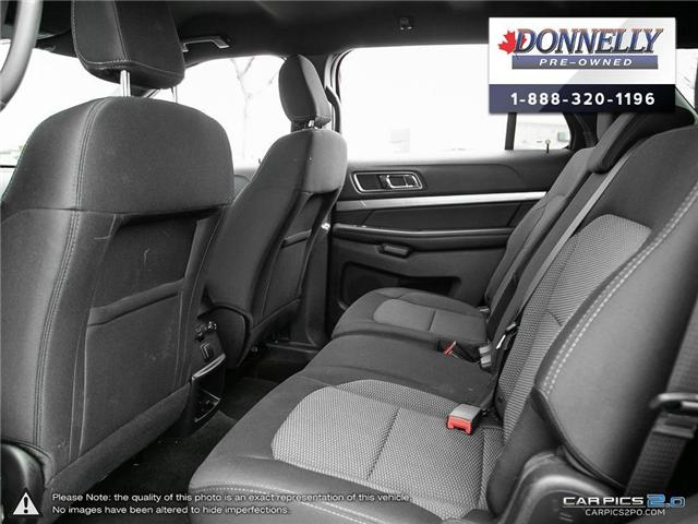 2018 Ford Explorer XLT (Stk: CLMUR958) in Kanata - Image 23 of 28