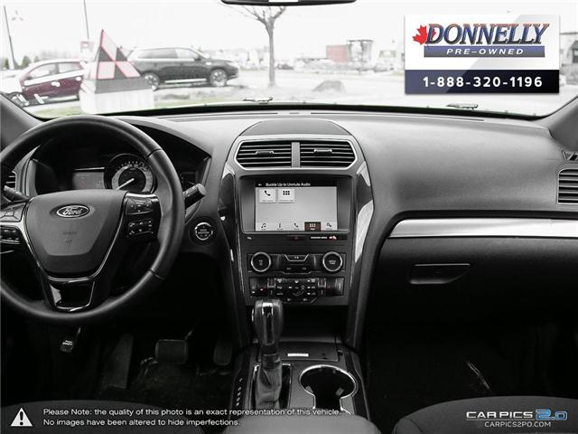 2018 Ford Explorer XLT (Stk: CLMUR958) in Kanata - Image 24 of 28