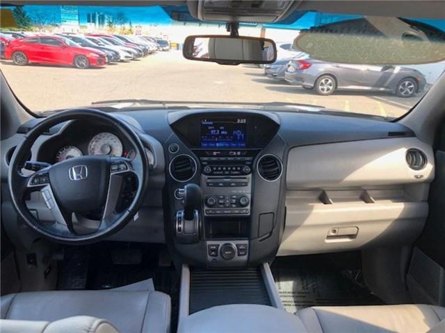 2015 Honda Pilot EX-L (Stk: K1364A) in Georgetown - Image 3 of 11