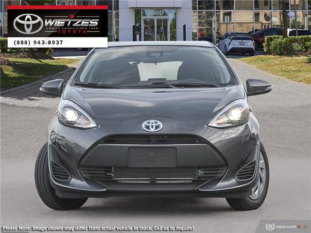 2019 Toyota Prius C Upgrade (Stk: 68595) in Vaughan - Image 2 of 24