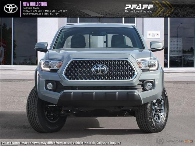 2019 Toyota Tacoma 4x4 Access Cab V6 TRD Off-Road 6M (Stk: H19412) in Orangeville - Image 2 of 23