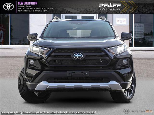 2019 Toyota RAV4 AWD Trail (Stk: H19416) in Orangeville - Image 2 of 24