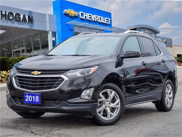 2018 Chevrolet Equinox LT (Stk: A217376) in Scarborough - Image 1 of 26