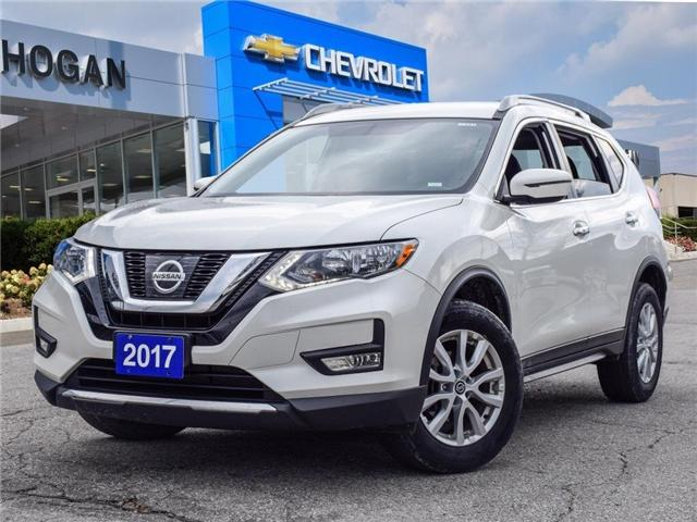 2017 Nissan Rogue SV (Stk: A892267) in Scarborough - Image 1 of 21