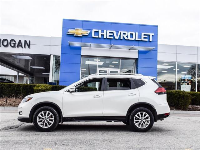 2017 Nissan Rogue SV (Stk: A892267) in Scarborough - Image 2 of 21