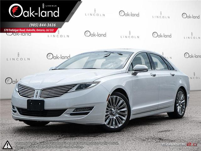 2015 Lincoln MKZ Base (Stk: A3126) in Oakville - Image 1 of 27