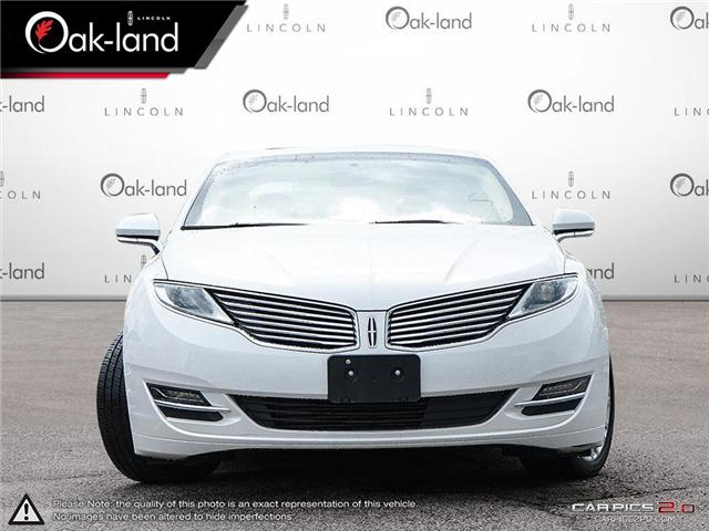 2015 Lincoln MKZ Base (Stk: A3126) in Oakville - Image 2 of 27