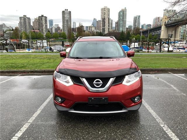 2015 Nissan Rogue  (Stk: B93511) in Vancouver - Image 5 of 26