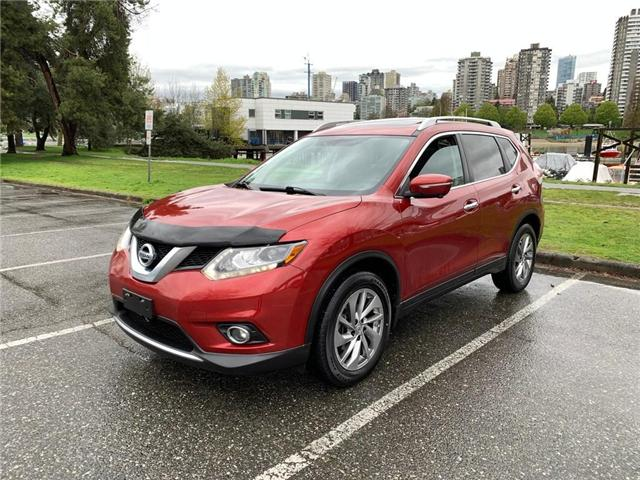 2015 Nissan Rogue  (Stk: B93511) in Vancouver - Image 6 of 26