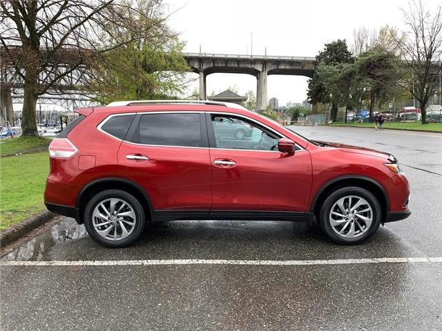 2015 Nissan Rogue  (Stk: B93511) in Vancouver - Image 8 of 26