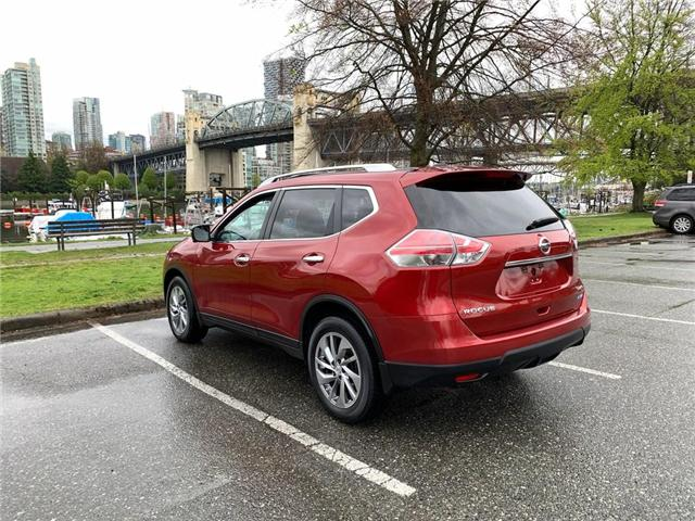 2015 Nissan Rogue  (Stk: B93511) in Vancouver - Image 10 of 26