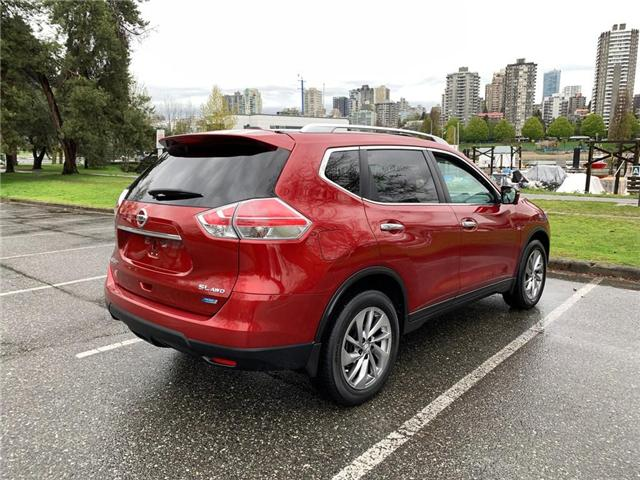 2015 Nissan Rogue  (Stk: B93511) in Vancouver - Image 12 of 26
