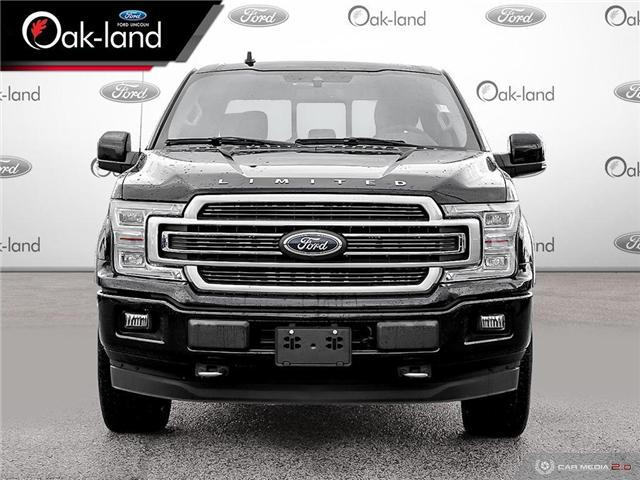 2019 Ford F-150 Limited (Stk: 9T419D) in Oakville - Image 2 of 22
